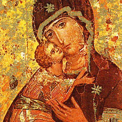 Icona della Vergine della Tenerezza di Vladimir