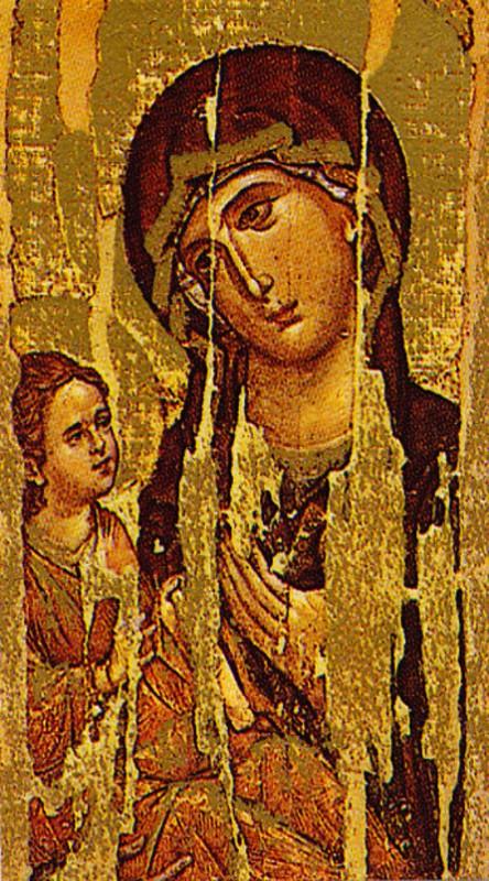 Madonna Monte Athos (Odighetria)