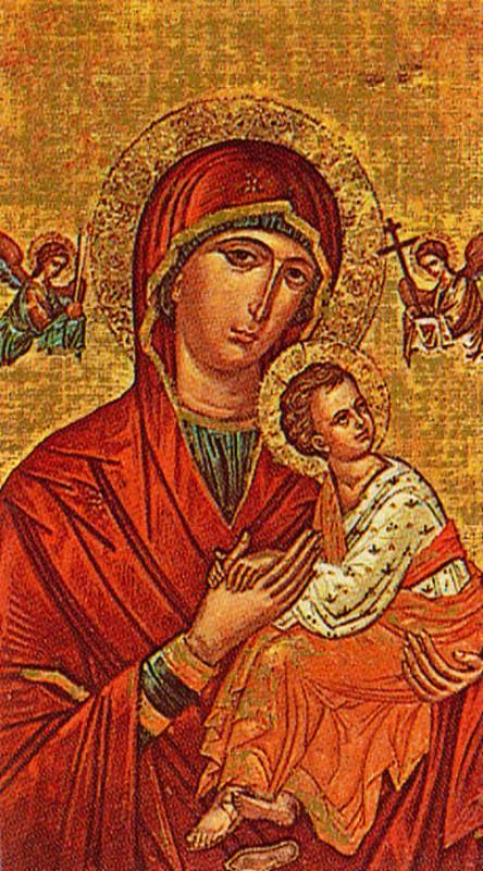 Vergine della Passione