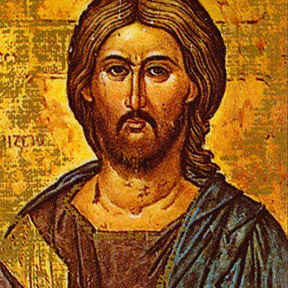 Icona Cristo Salvatore e datore di vita