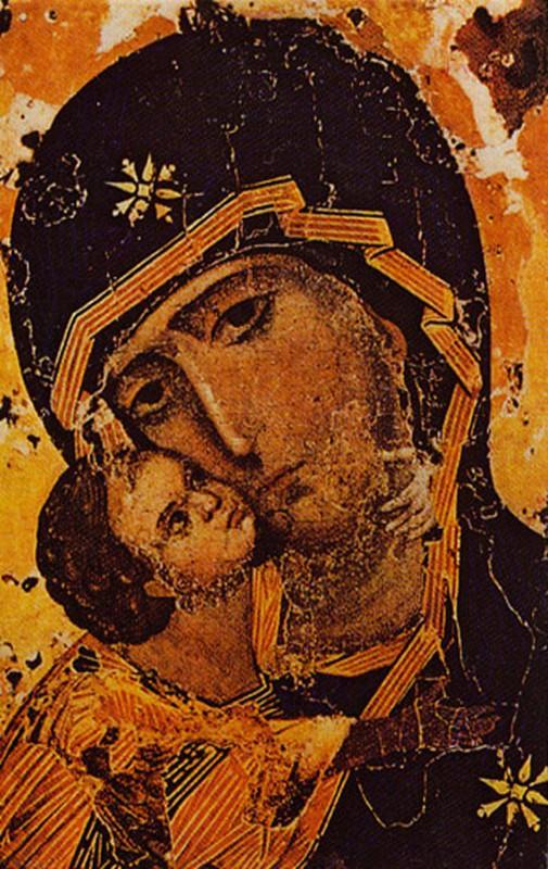 Madonna della tenerezza di Vladimir