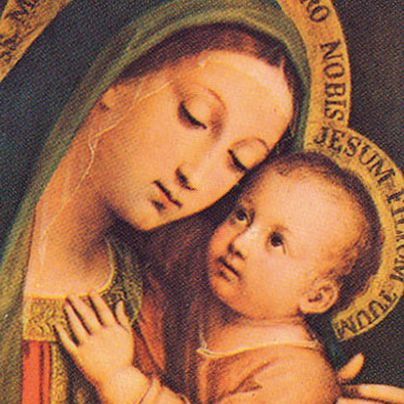 Icona Mater boni consilii