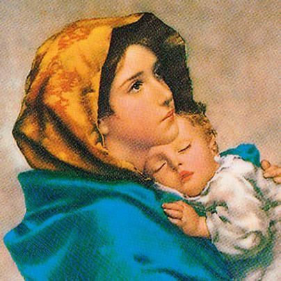 Icona Madonna del Ferruzzi