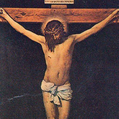Icona Crocifisso Velázquez