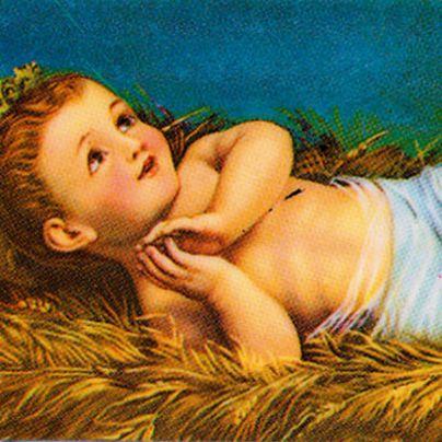 Icona Gesù Bambino