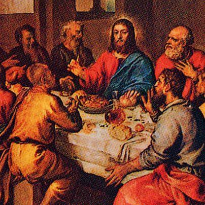 Ultima cena di Tiziano