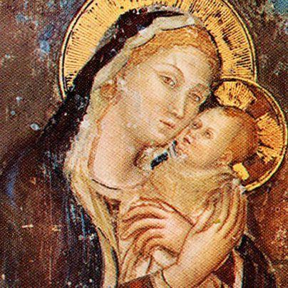 Icona Madonna Assisi