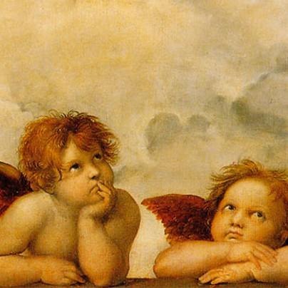 Icona Angeli di Raffaello