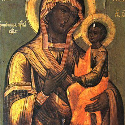 Madonna delle tre mani