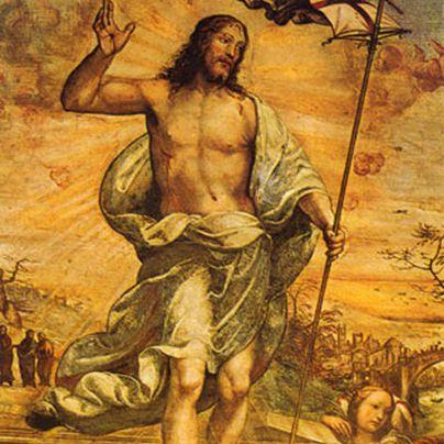 Icona Resurrezione Bozzo