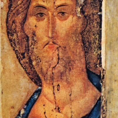 Icona del Salvatore di Rublev