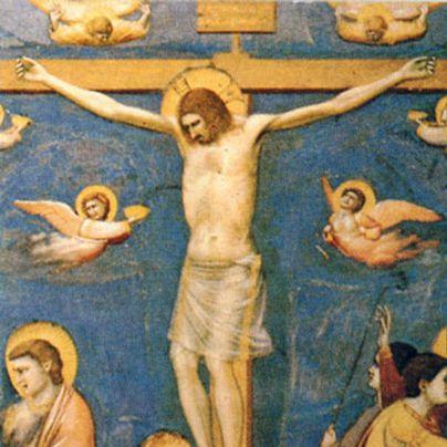 icona Crocifisso del Cimabue