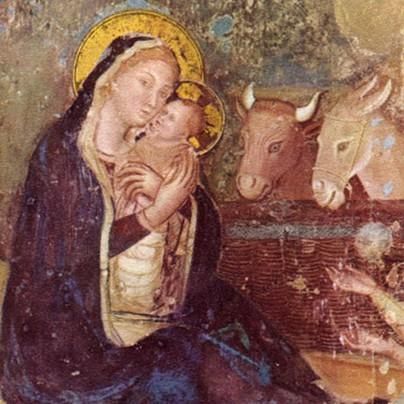 Icona Presepe Assisi