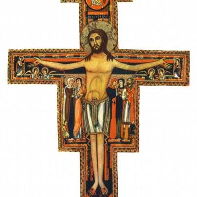 Icona Crocifisso di San Damiano