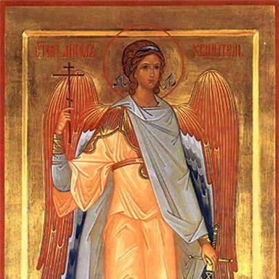 Icona Angelo custode