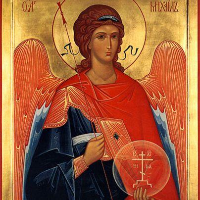 Icona Arcangelo Michele