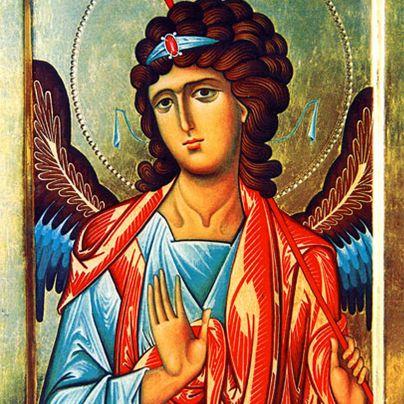 Icona Arcangelo