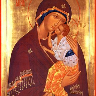 Icona Madre di Dio di Yaroslav