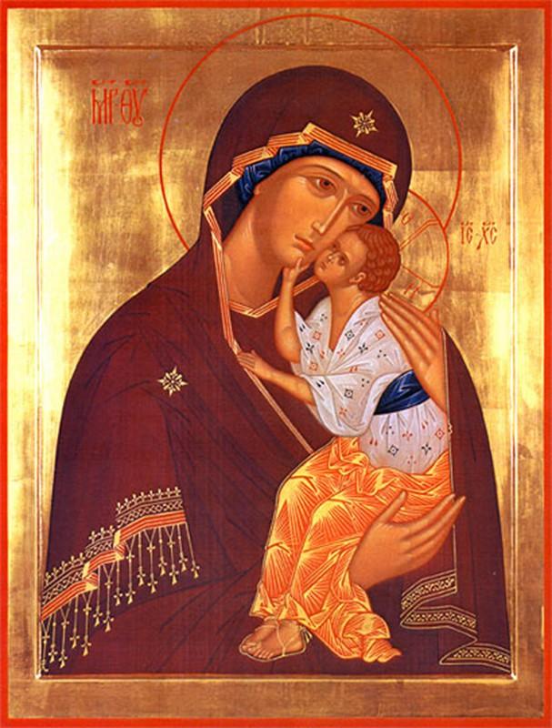 Madre di Dio di Yaroslav