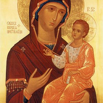 Icona Madre di Dio di Iviron