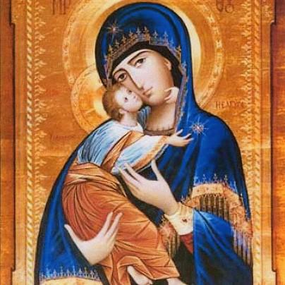 Madonna della Tenerezza 2