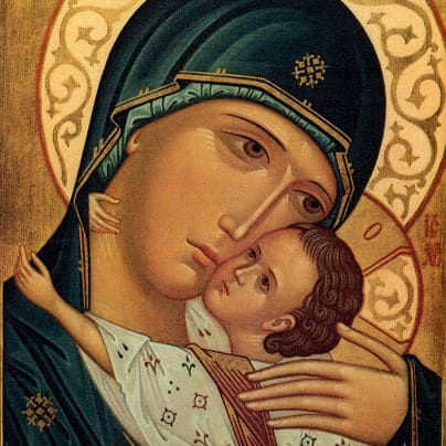 Icona Madre di Dio